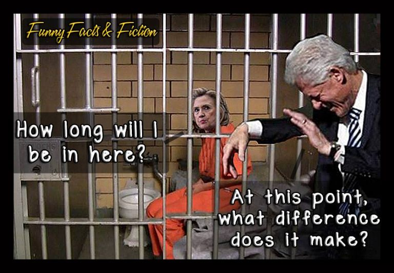 DOJ Releases List of Crimes for Which They Will Not Prosecute Hillary Clinton