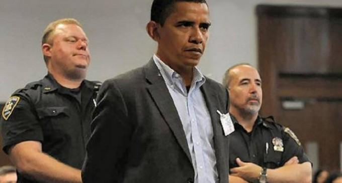 Former President Obama sneaks into whitehouse, forgot his 'stash'