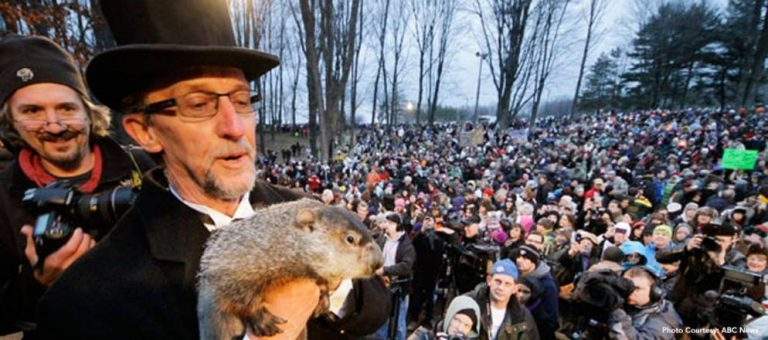 Riots in Punxsutawney as Anti-Winter Activists Reject Phil's Prediction