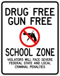 Drug and gun free