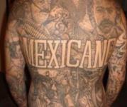 That's a big tattoo
